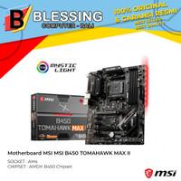 Motherboard MSI B450 TOMAHAWK MAX II / Motherboard B450 Tomahawk II