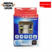 Lampu Led T10 Autovision Microzen Lampu Senja Sen Rem Plat Nomor