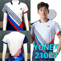 MURAH Baju Jersey Badminton Cewek Wanita Yonex 21003B Grade Ori Import