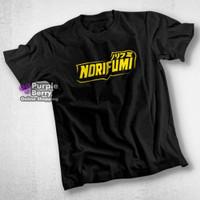 Kaos Baju NORIFUMI Racing Tshirt Disro Otomotif Mobil Motor - 1293