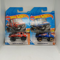 hotwheels mercedes benz unimog 1300