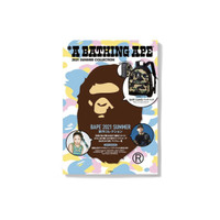 BAPE A BATHING APE E-MOOK 2021 SUMMER COLLECTION BACKPACK AUTHENTIC