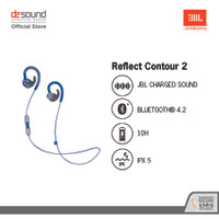 JBL Reflect Contour 2 Wireless Sport in-Ear Headphones
