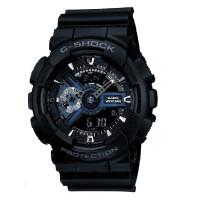 Jam tangan Casio G-Shock pria GA-110-1BDR