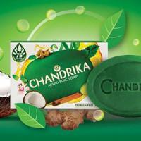 chandrika ayurvedic handmade soap