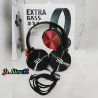 Headphone JBL XB-450 Superbass - Hitam