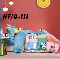 Sprei Anak Set Bed Cover Katun Jepang Original Ukuran 160x200 T.40cm