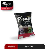 Frezzo Powder Premix Bubuk Minuman Thai tea 1 Kg