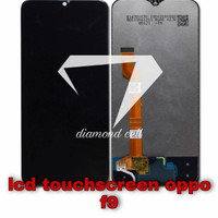 lcd touchscreen oppo f9 fullset oem
