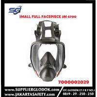 3M 6700 Small Full Facepiece-7000002029