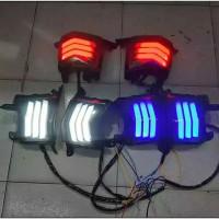 LAMPU SEN NMAX LED ASSY - Putih