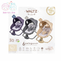 Baby elle waltz baby swing bouncher (PROMO PAY DAY)