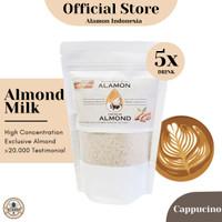 SUSU ALMOND / ALAMON / SUSU NUTRISI / ASI BOSTER