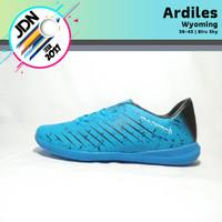 Ardiles Wyoming Sepatu Futsal Dewasa Remaja Pria Ortus | Specs - Biru, 38