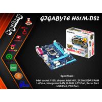 Motherboard Gigabyte H61M-DS2 Rev 5.0 Socket 1155 DDR3