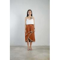 Morningsol Everyday Skirt In Bricks