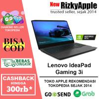 Laptop Lenovo IdeaPad Gaming 3i i7-10750H 8GB GTX1650TI 512GB 120Hz