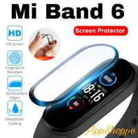 Anti Gores Screen Protector Xiaomi Mi Band 6 FULL SCREEN COVER