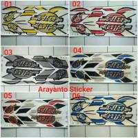 Sticker Striping Mio Fino Karbu Sporty 2012-2013 variasi 1