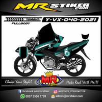 Decal Motor Yamaha Vixion Fullbody Stiker Orajet Kualitas Terbaik