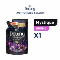 Downy Mystique 680 ml Pewangi Pelembut Pakaian Kemasan Lama 720ml