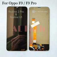 LCD TUOCHSCREEN OPPO F9 / F9 PRO / REALME 2 PRO / REALME U1 -ORI CMPLT