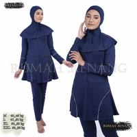 Baju renang muslimah/Dewasa/remaja/pakaian renang muslim/cewek