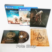 bd ps4 assassins creed origins deluxe edition
