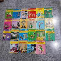 Komik Petualangan Lucky Luke dan Rantanplan penerbit Indira Aya Media