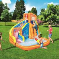 Istana Balon Bestway Turbo Splash 53001 Kolam Renang Seluncuran Air