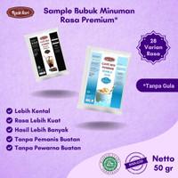 Sample Varian Premium Bubuk Minuman Kekinian 1