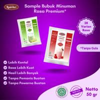 Sample Varian Premium Bubuk Minuman Kekinian 2