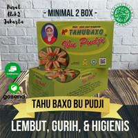 MIN 2 BOX TAHU BAKSO BU PUDJI KHAS UNGARAN SEMARANG TERMURAH SEJAKARTA