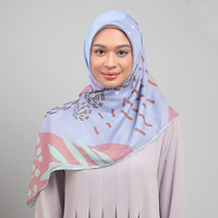 Zoya Sheezan Scarf - Hijab Kerudung Segi Empat