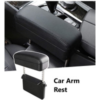Car Seat Gap Armrest Sandaran Bantal Tangan Organizer Celah Jok Mobil