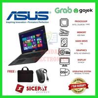 TERMURAH! Laptop Asus 14 intel / AMD / RAM 8GB / HDD 1TB /Windows 10