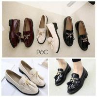 Tasel loafer docmart SEPATU WANITA/SEPATU DOCMART/