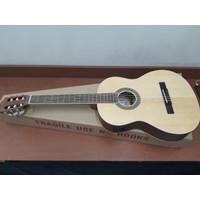 Gitar Akustik Elektrik Nilon Hofmann AC100E / Gitar Klasik Hofmann