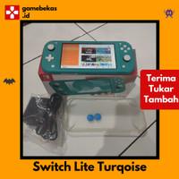 [GAMEBEKAS.ID] Nintendo Switch Lite Second Bekas Fullset