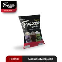 Frezzo Powder Premix Bubuk Minuman Coklat Silverqueen 1 Kg