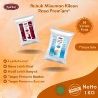 Bubuk Powder Drink Serbuk Minuman Aneka Rasa Boba Kiloan Premium 2