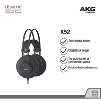 AKG K52 Headphones Pro - Black