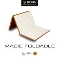 Kasur Matras Busa Tilam Magic - Steel Foam