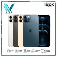 iPhone 12 Pro Max | 256GB | 128GB I 512GB - Garansi iBox