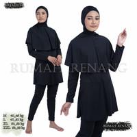 Baju renang muslimah/wanita dewasa - R01, M