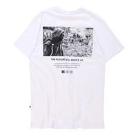 Redcable Baju Kaos T-shirt Pria - Presentism White - M
