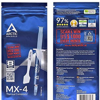 Pasta / Paste Arctic Cooling MX-4 / MX4 Thermal Compound For All Coole