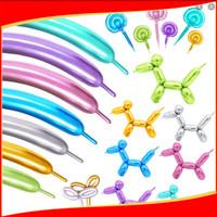 Balon Latex / Lateks Pentil Chrome / Balon Panjang / Twist / Magic / C