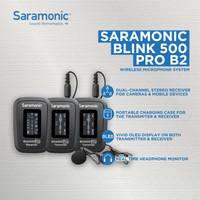 Saramonic Blink 500 Pro B2 2-Person Digital Camera-Mount Wireless