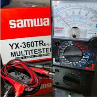 MULTIMETER MULTITESTER SANWA YX-360TRN AVOMETER VOLTMETER